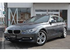 BMW320dスポーツセーフティーPKG HDDナビ TV