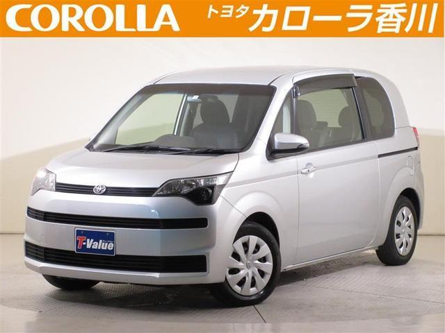 トヨタ F スマートキ- 片側電動スライドドア ウォークスルー CD