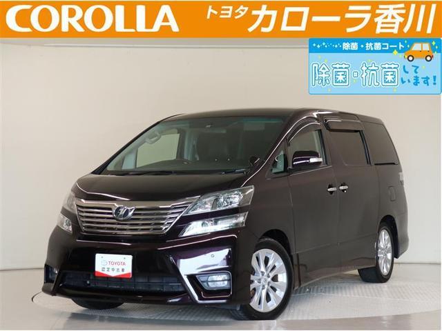 トヨタ Z プラチナムセレクション スマートキ- イモビライザー