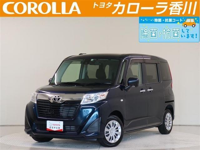 トヨタ ルーミー X S メモリーナビ ワンセグ CD スマートキ- ETC
