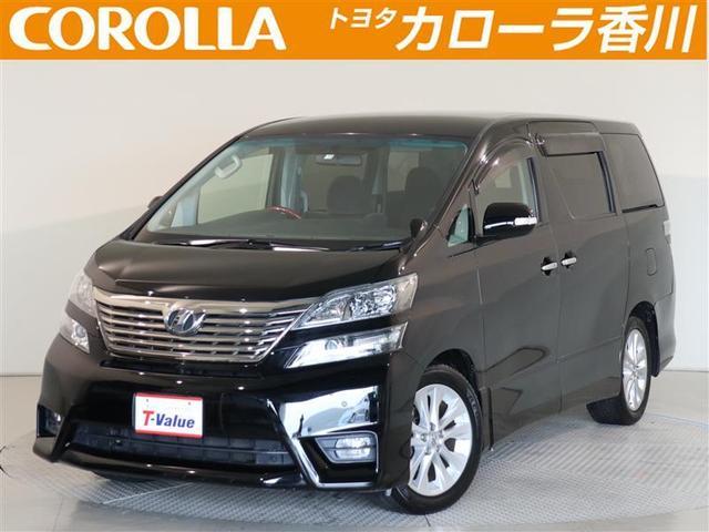 トヨタ 2.4Z HDDナビ フルセグ スマートキ- ETC ABS