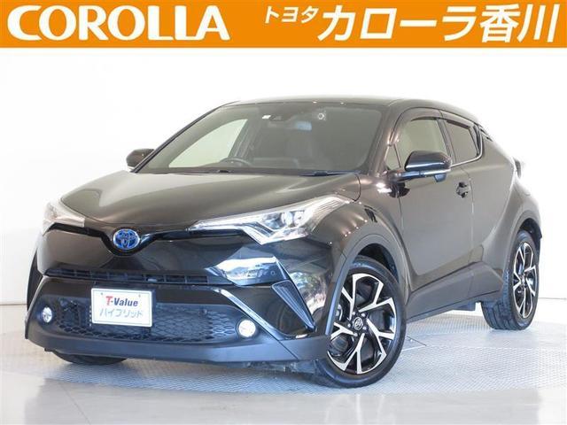 「トヨタ」「C-HR」「SUV・クロカン」「香川県」の中古車