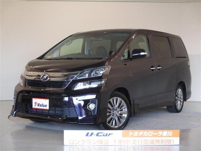 トヨタ 2.4Z ゴールデンアイズ フルセグTV ETC HDDナビ