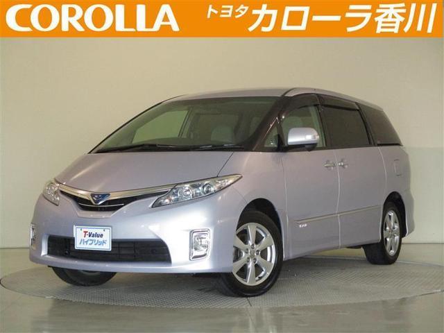トヨタ X HDDナビ 3列シート 純正アルミ スマートキ- ETC