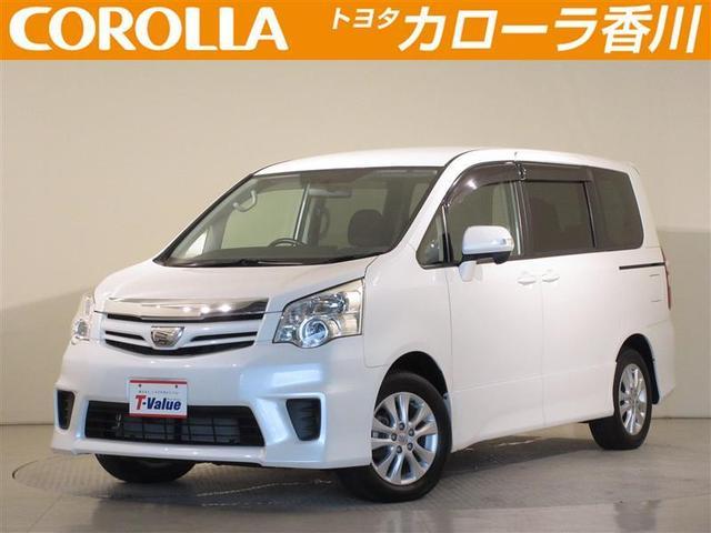 トヨタ S メモリーナビ ワンセグTV CD 3列シート 純正アルミ