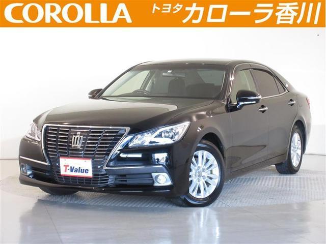 トヨタ ロイヤルサルーン スマートキ- HDDナビ イモビライザ-