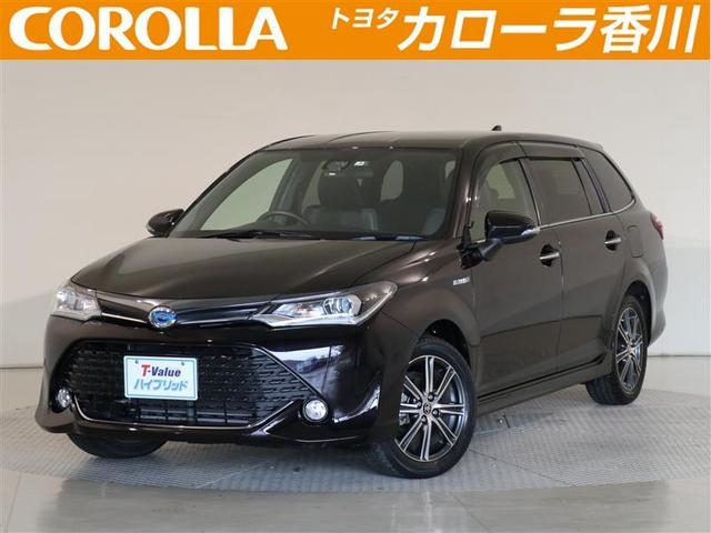「トヨタ」「カローラフィールダー」「ステーションワゴン」「香川県」の中古車