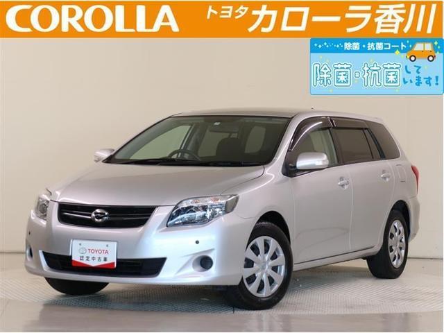 トヨタ カローラフィールダー 1.8S メモリーナビ ワンセグ CD スマートキ- ETC