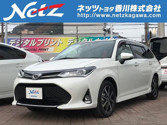 トヨタ 1.5G ダブルバイビー セーフティセンスC ナビ TV
