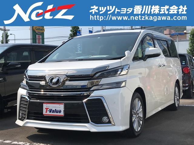 トヨタ 2.5Z Aエディション メモリーナビ フルセグTV ETC