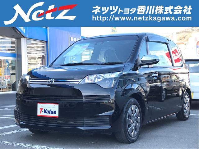 トヨタ スペイド F クイーンII メモリーナビ フルセグTV バックカメラ