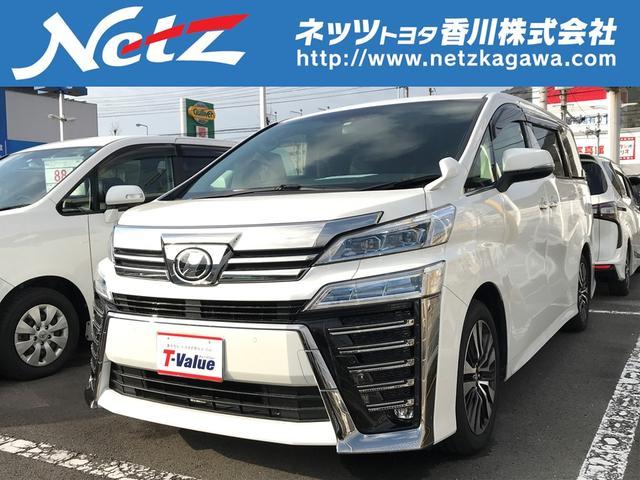 トヨタ 2.5Z Gエディション セーフティセンス 後席モニター
