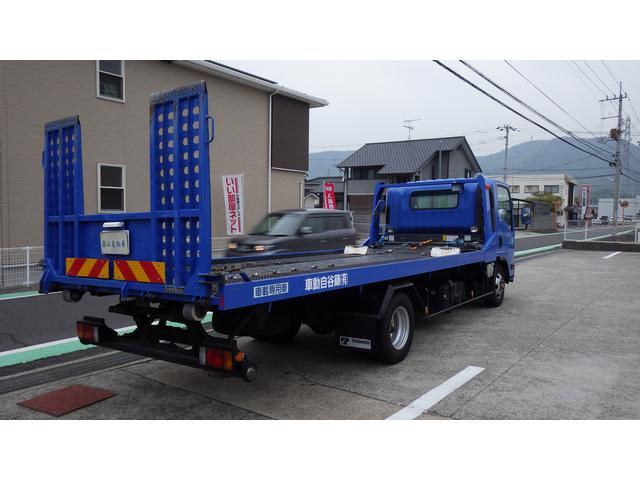 いすゞ 積載車 荷台 570CM 210CM