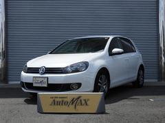 VW ゴルフTSIコンフォートライン ETC HDDナビ