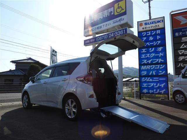 トヨタ G 車いす車タイプI スローパー 福祉車両 ナビ