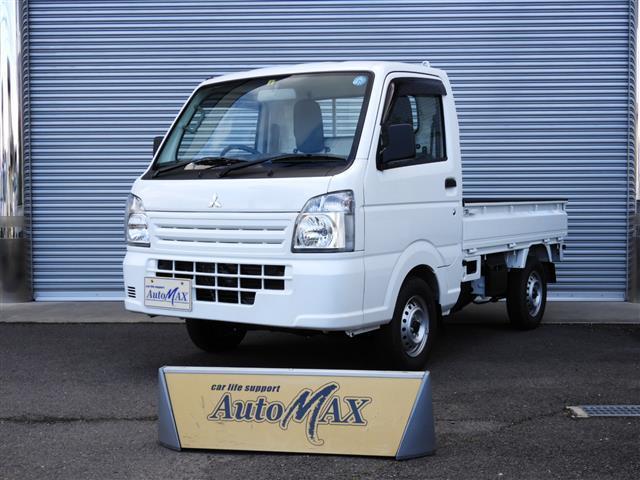 三菱 M 4WD 5速MT パワステ エアコン マット・Dバイザー