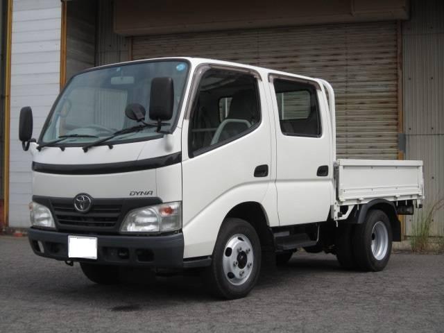 トヨタ 2tWキャブフルジャストロー