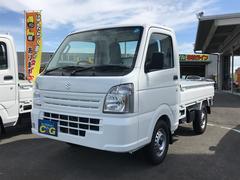 キャリイトラックKC エアコン フロアAT 軽トラック 保証付 パワステ