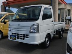 キャリイトラックKC 4WD エアコン 5MT 軽トラック 保証付 パワステ