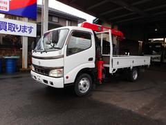 ダイナトラック3.5t 3段  ラジコン フックイン ワイドロング