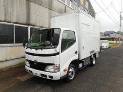 トヨエース1.35t 冷蔵冷凍車 低温 −32℃設定 スタンバイ