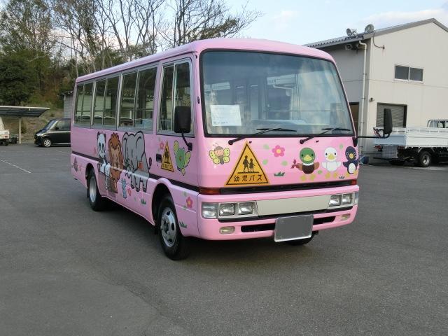 三菱ふそう 幼児仕様バス