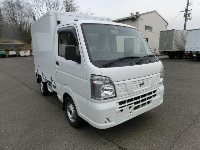 日産  -5度設定 冷凍車
