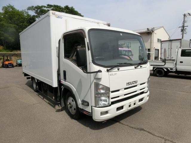 いすゞ  -30度設定 冷蔵冷凍車