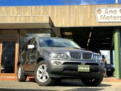 BMW X53.0i HID ナビ グレー本革 シートヒーター