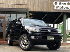 ハイラックスサーフSSR−X アメリカンバージョン 外ライト ナビTV 4WD