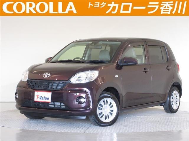 トヨタ X LパッケージS スマートキ- ベンチシート CD再生装置