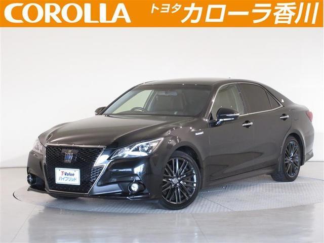 トヨタ アスリートS ブラックスタイル HDDナビ フルセグ ETC