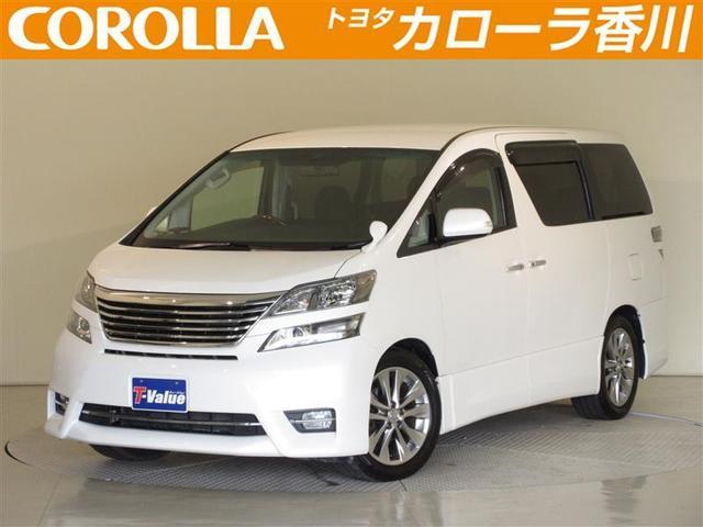 トヨタ 2.4Z プラチナセレクションII HDDナビ フルセグ