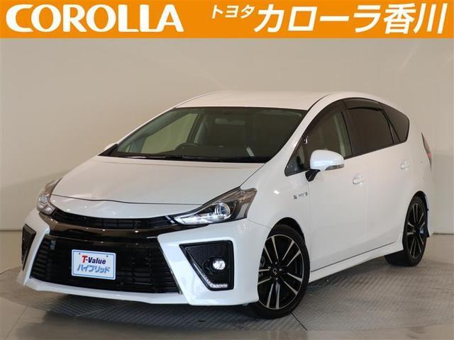 トヨタ G's ローダウン スマートキ- フルセグ イモビライザー