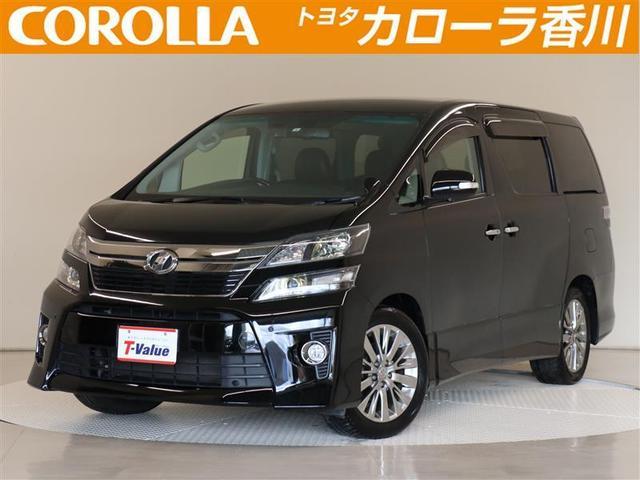 トヨタ 2.4Z ゴールデンアイズII HDDナビ 純正アルミ CD