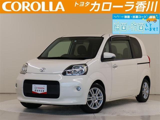 トヨタ ポルテ 1.5X 片側電動スライドドア バックモニター スマートキ-