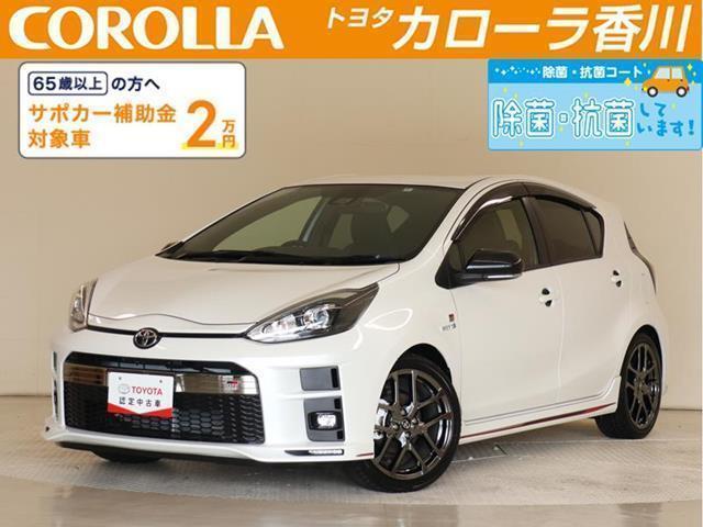 トヨタ G GRスポーツ・17インチパッケージ メモリーナビ ETC