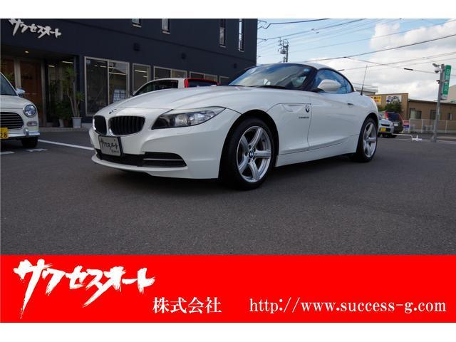 BMW sDrive23i 電動オープン 純正HDDナビ フルセグ
