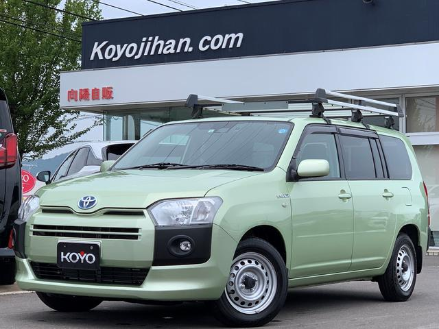 トヨタ ハイブリッドUL-X 買取直販 ワンオーナー 純正SDナビ