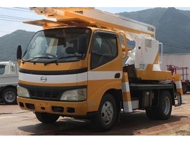 日野 高所作業車11.9M