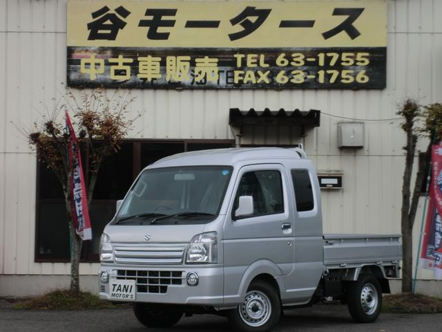 スズキ X 5速MT 4WD キーレスエントリー エアコン パワステ