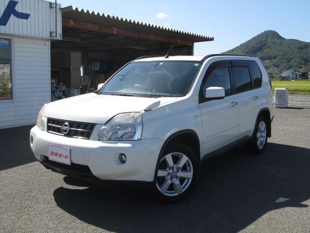 日産 20Xtt 4WD ワンオーナー HDDナビ バックカメラ スマートキー ETC シートヒーター