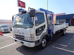 ファイターFK 2.7t タダノ ZR303 3段2.93tフックイン
