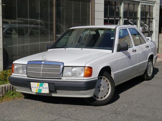 「メルセデスベンツ」「190クラス」「セダン」「香川県」の中古車