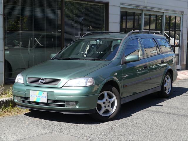 オペル ワゴン エディション100 ノーマル車 コンチ・タイヤ付