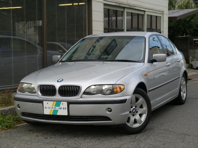 BMW 325i 5AT パワーシート ETC ナビ 禁煙車