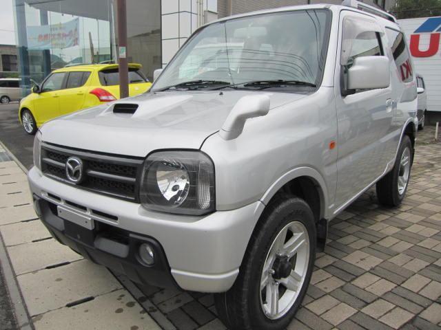 マツダ XC 4WD オートマ キーレスエントリー 電動格納ミラー