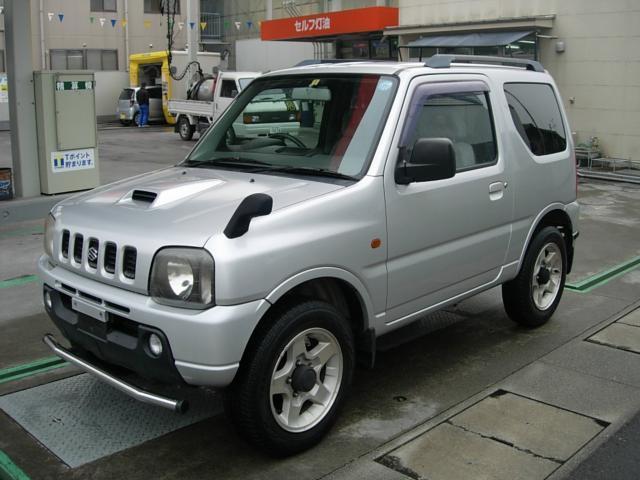スズキ XC 4WD オートマ CDオーディオ ETC