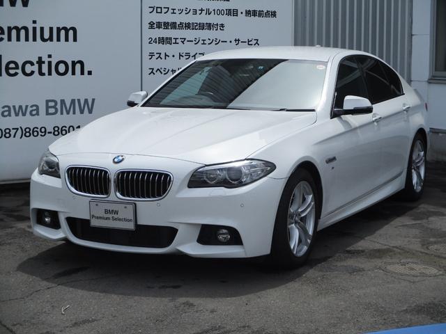 BMW 523i Mスポーツ HDDナビTV パワーシート