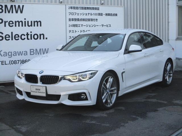 BMW 420iグランクーペ Mスポーツ HDDナビ バックモニター